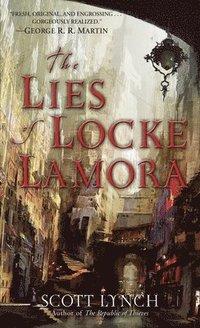bokomslag Lies Of Locke Lamora