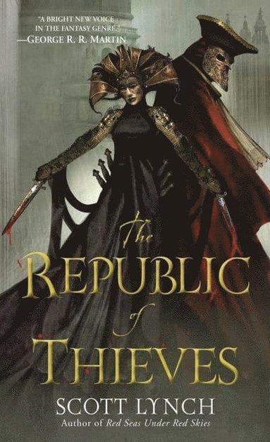 bokomslag The Republic Of Thieves