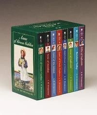 bokomslag Anne of Green Gables, Complete 8-Book Box Set