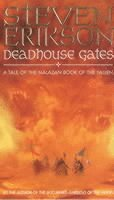 bokomslag Deadhouse Gates