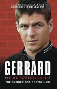 bokomslag Gerrard: my autobiography