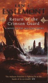 bokomslag Return of the Crimson Guard