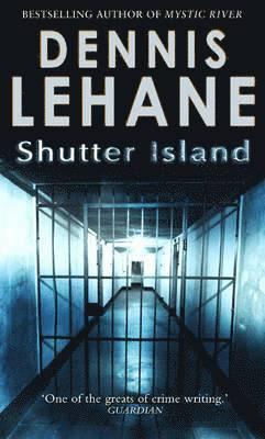 bokomslag Shutter Island