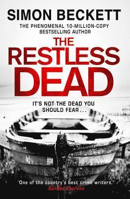 bokomslag Restless dead - (david hunter 5)