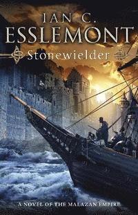 bokomslag Stonewielder - epic fantasy: malazan empire