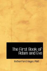 bokomslag The First Book of Adam and Eve
