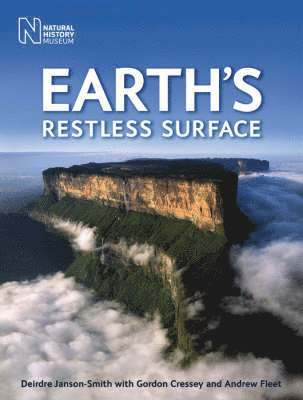 bokomslag Earth's Restless Surface