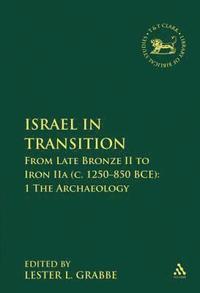 bokomslag Israel in Transition: Pt. 1 Archaeology