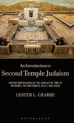 bokomslag An Introduction to Second Temple Judaism