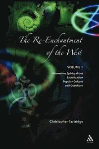bokomslag The Re-enchantment of the West: v. 1: Understanding Popular Occulture