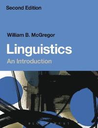 bokomslag Linguistics: an introduction