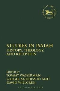 bokomslag Studies in Isaiah