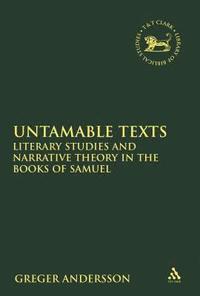 bokomslag Untamable Texts