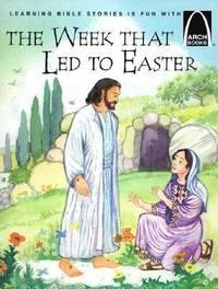 bokomslag The Week That Led to Easter