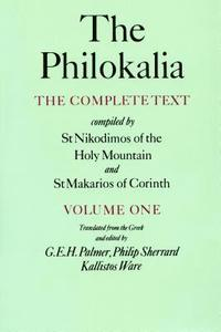 bokomslag The Philokalia Vol 1