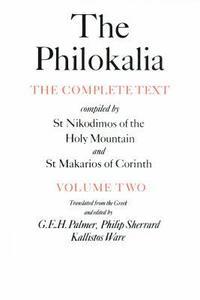 bokomslag The Philokalia Vol 2