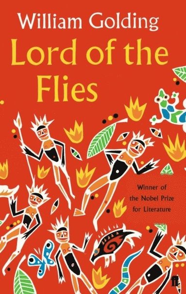 bokomslag Lord of the flies