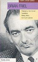 bokomslag Brian Friel: Faber Critical Guide