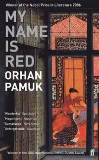 bokomslag My Name Is Red