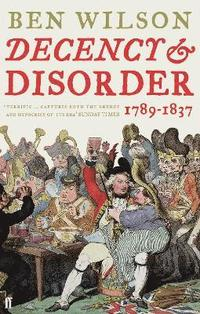bokomslag Decency and Disorder