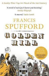 bokomslag Golden hill