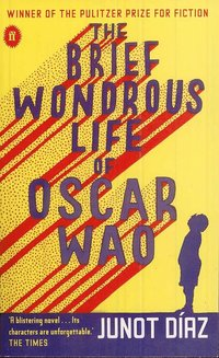 bokomslag The Brief Wondrous Life of Oscar Wao