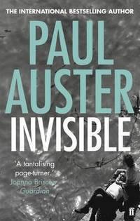 bokomslag Invisible