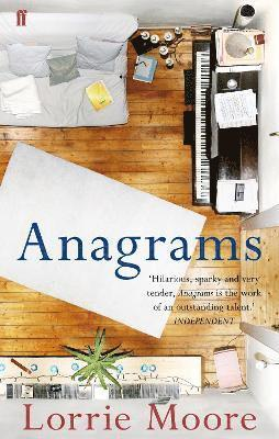 bokomslag Anagrams