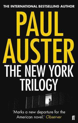 The New York Trilogy 1
