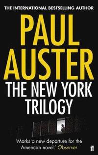 bokomslag New york trilogy