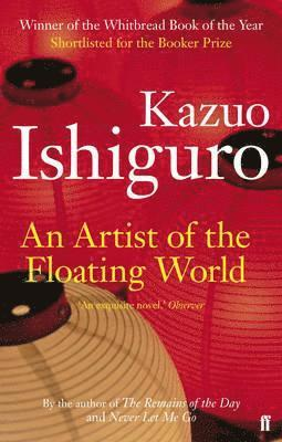 An Artist of the Floating World 1