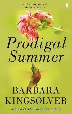 bokomslag Prodigal Summer