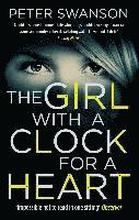 bokomslag The Girl With A Clock For A Heart