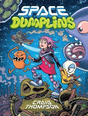 bokomslag Space dumplins
