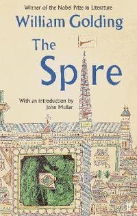 bokomslag The Spire