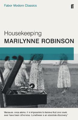bokomslag Housekeeping - faber modern classics