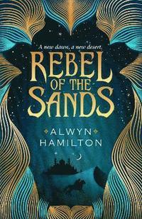 bokomslag Rebel of the Sands