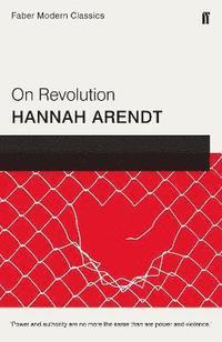 bokomslag On revolution - faber modern classics