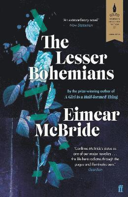 bokomslag The Lesser Bohemians