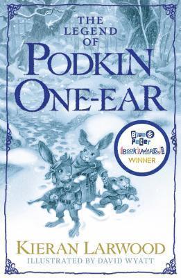 bokomslag Five realms: the legend of podkin one-ear