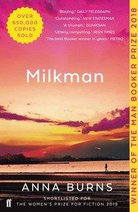 bokomslag Milkman