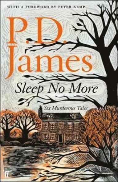 bokomslag Sleep no more - six murderous tales