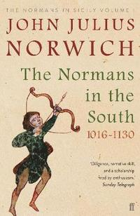 bokomslag The Normans in the South, 1016-1130