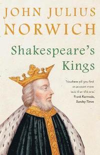 bokomslag Shakespeare's Kings