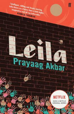 bokomslag Leila