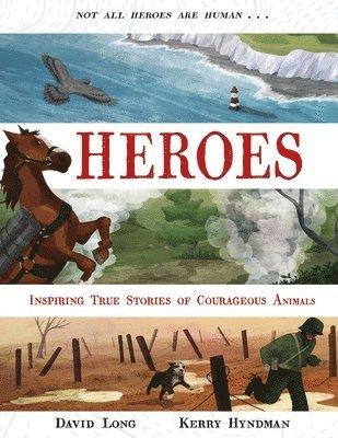 bokomslag Heroes