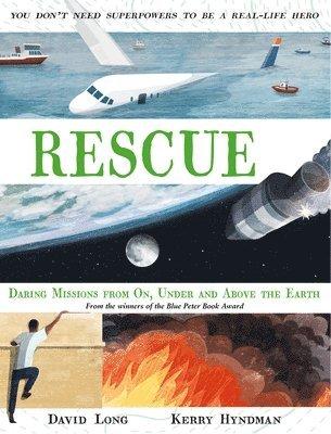 bokomslag Rescue