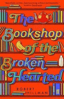 bokomslag The Bookshop of the Broken-Hearted
