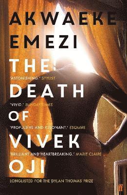 bokomslag The Death of Vivek Oji
