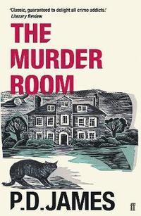 bokomslag The Murder Room